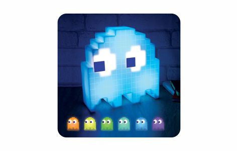 Lampa PacMan-Ghost
